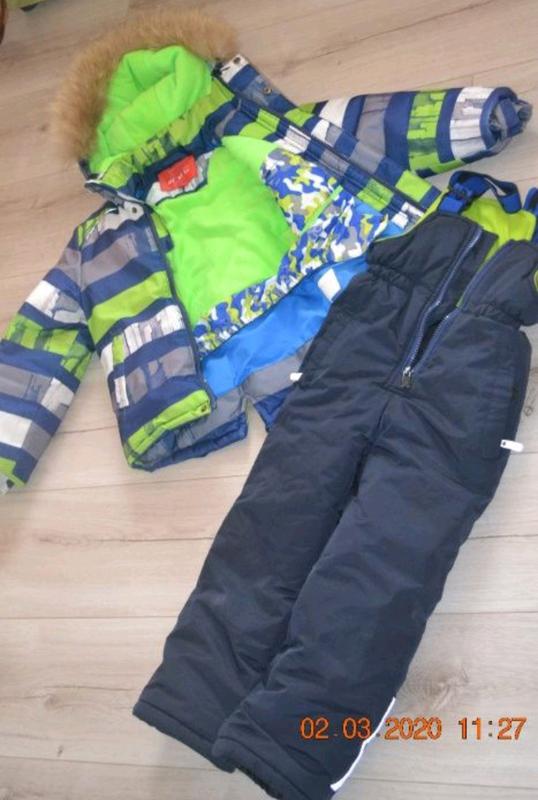 Продам зимний термо-костюм