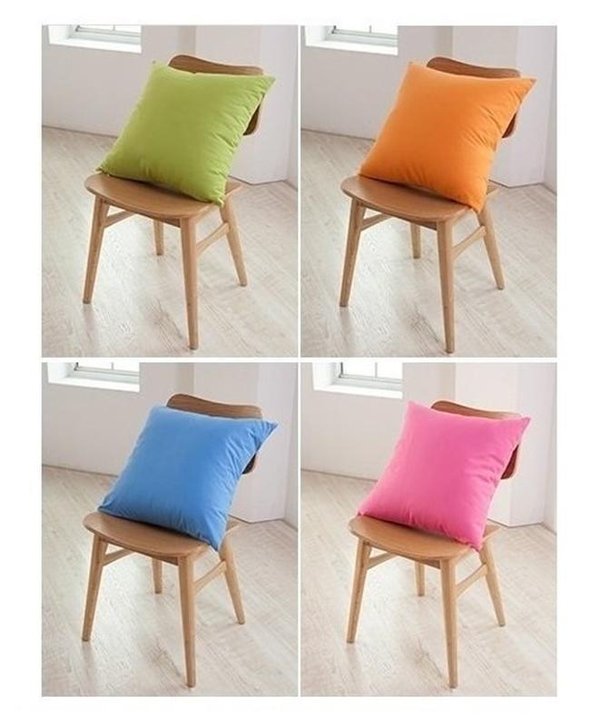 Комплект подушек - 4шт `38х38см диванные, декоративные, детские - Фото 5