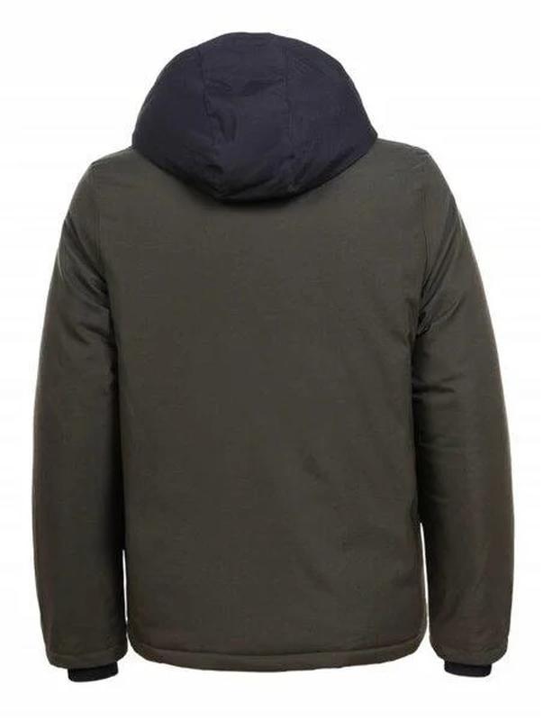 Мужская весенняя куртка ветровка c капюшоном от (GLO-STORY) - Фото 2