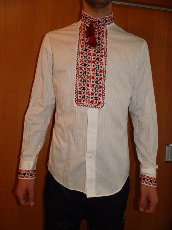Вишиванка, вишита сорочка, ручна робота - Фото 4
