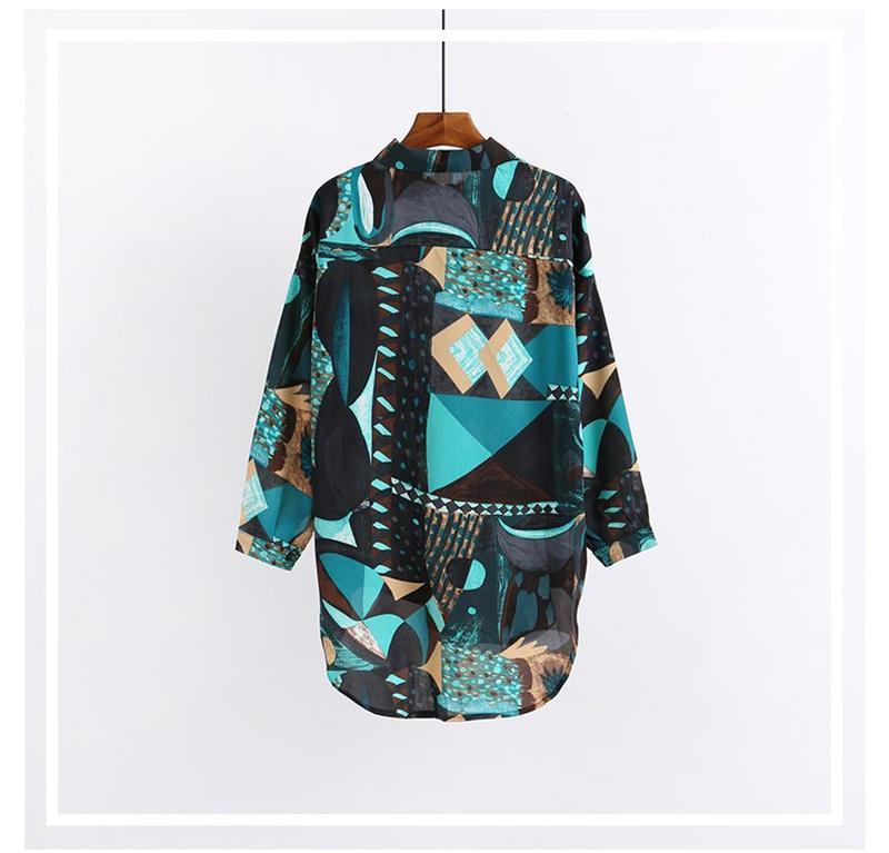 Рубашка 2 расцветки - Фото 2