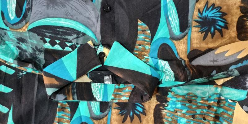 Рубашка 2 расцветки - Фото 5