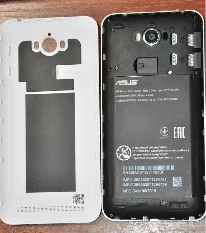 """Смартфон ASUS ZenFone Max ZC550KL - 4G - 5,5"""" - 4 Ядра - 2/16Gb ! - Фото 5"""