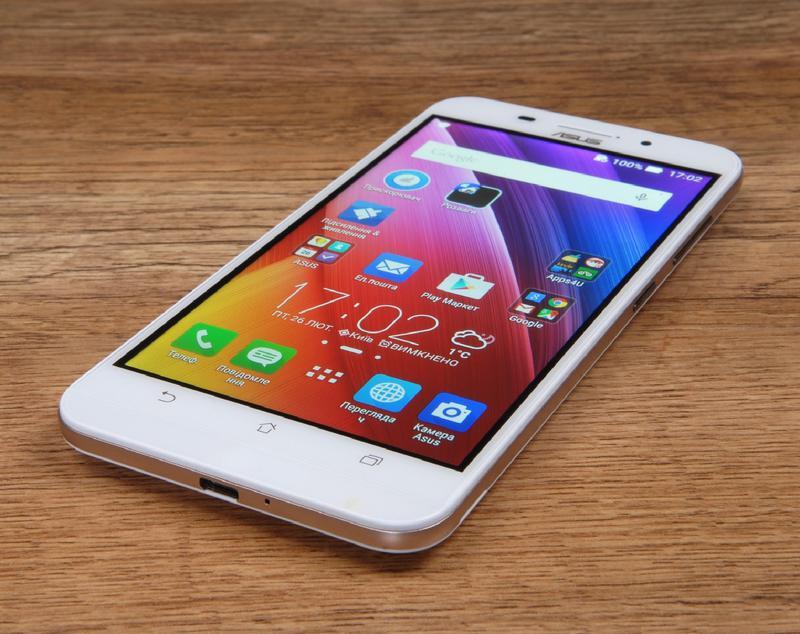 """Смартфон ASUS ZenFone Max ZC550KL - 4G - 5,5"""" - 4 Ядра - 2/16Gb ! - Фото 2"""