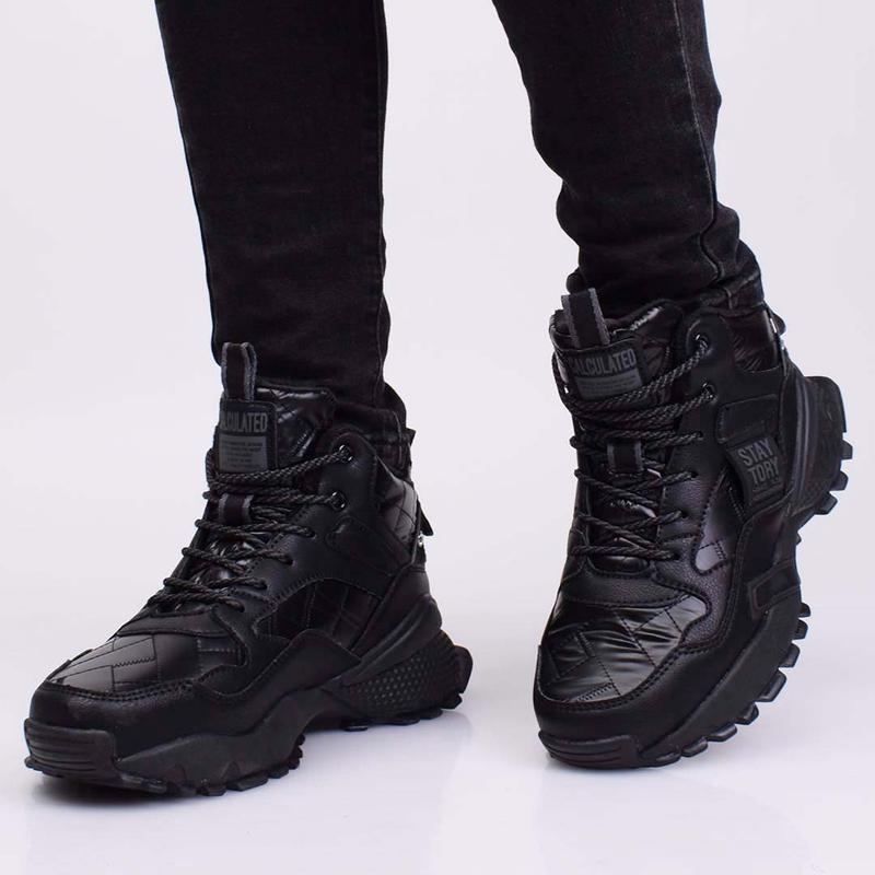 Трендовые спортивные кроссовки ботинки подростковые зимние baa...