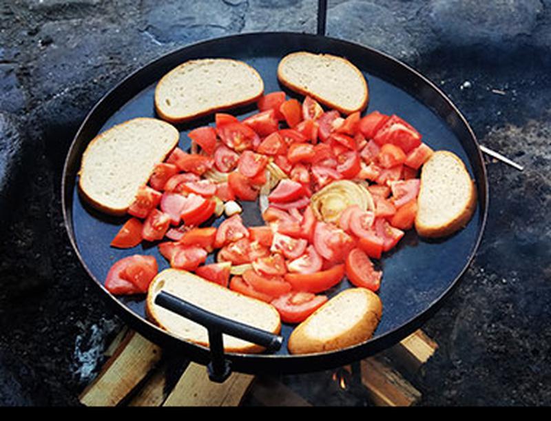 Сковорода из диска бороны от30 до 60 см Отправка Наложкой