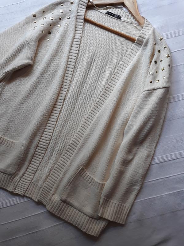 Atmosphere новый фирменный кардиган#кофта#джемпер#пуловер овер... - Фото 2