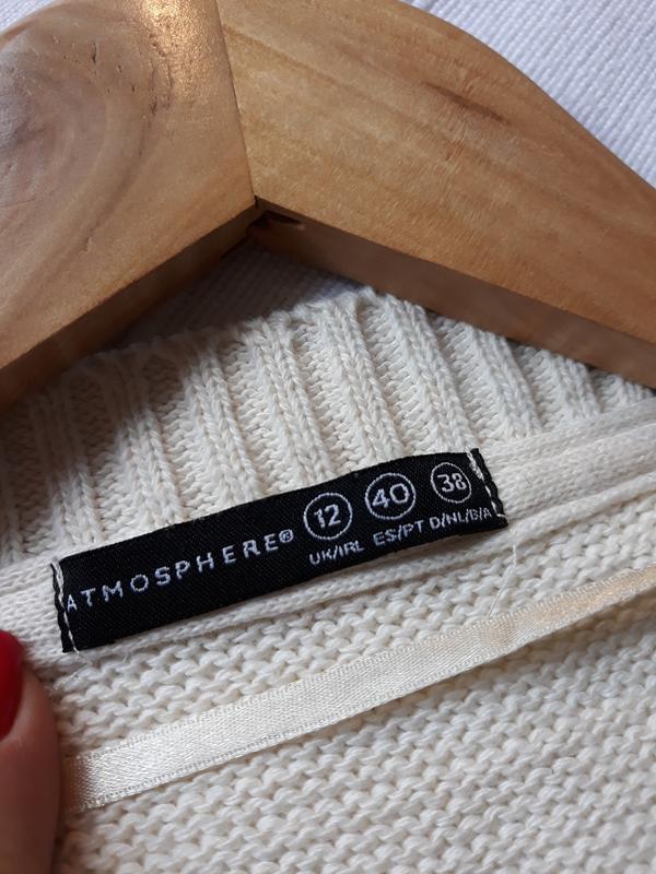 Atmosphere новый фирменный кардиган#кофта#джемпер#пуловер овер... - Фото 5
