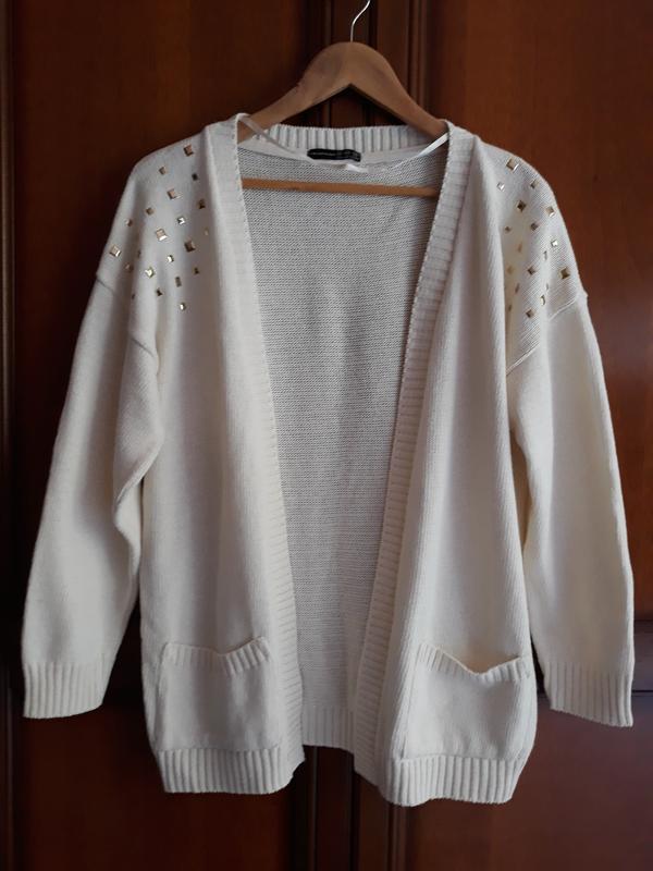 Atmosphere новый фирменный кардиган#кофта#джемпер#пуловер овер... - Фото 9