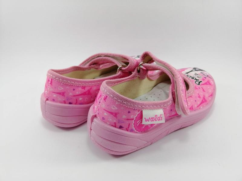 Тапочки для девочек waldi - Фото 5