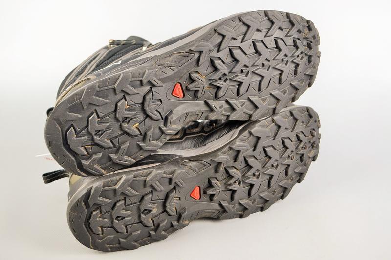 Мужские ботинки salomon x ultra mid gtx, р 42.5 - Фото 5