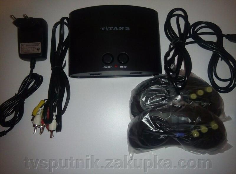 Игровая приставка Sega Magistr Titan 2 (400 встроенных игр )