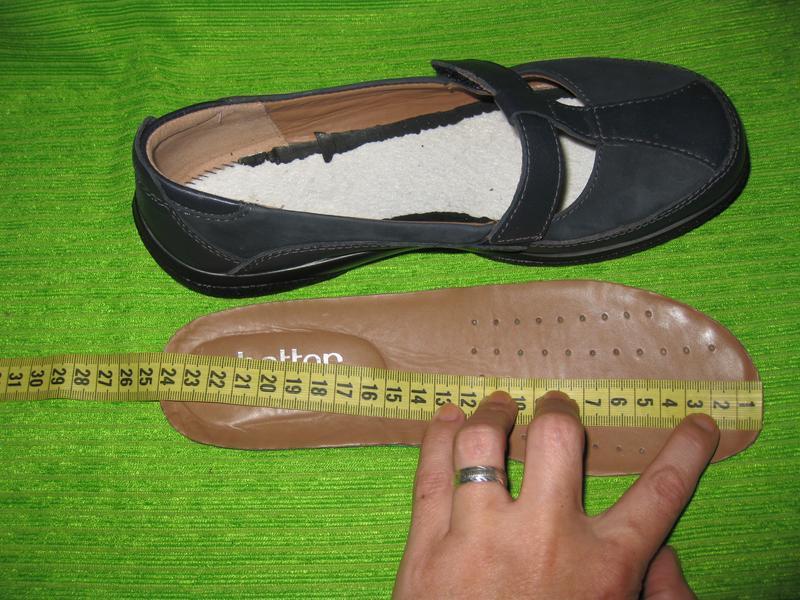 Туфли,мокасины Hotter,р.37 стелька 24см !Кожа! - Фото 6