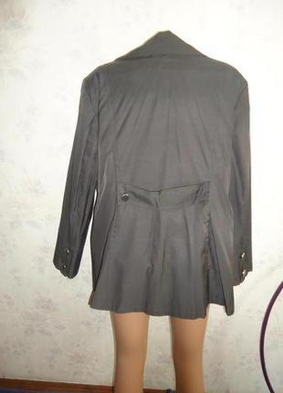 Куртка -плащик - Фото 3