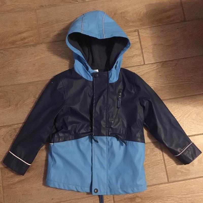 Куртка дождевик курточка ветровка для мальчика