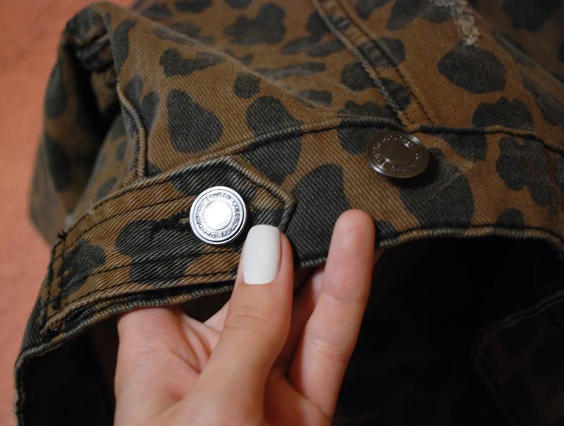 Тотальная распродажа! невероятно крутая джинсовая куртка с ани... - Фото 5