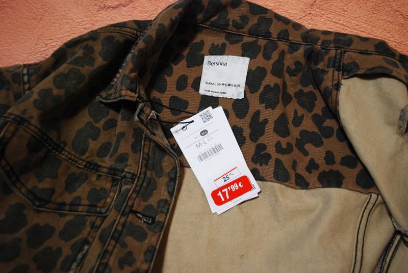 Тотальная распродажа! невероятно крутая джинсовая куртка с ани... - Фото 6