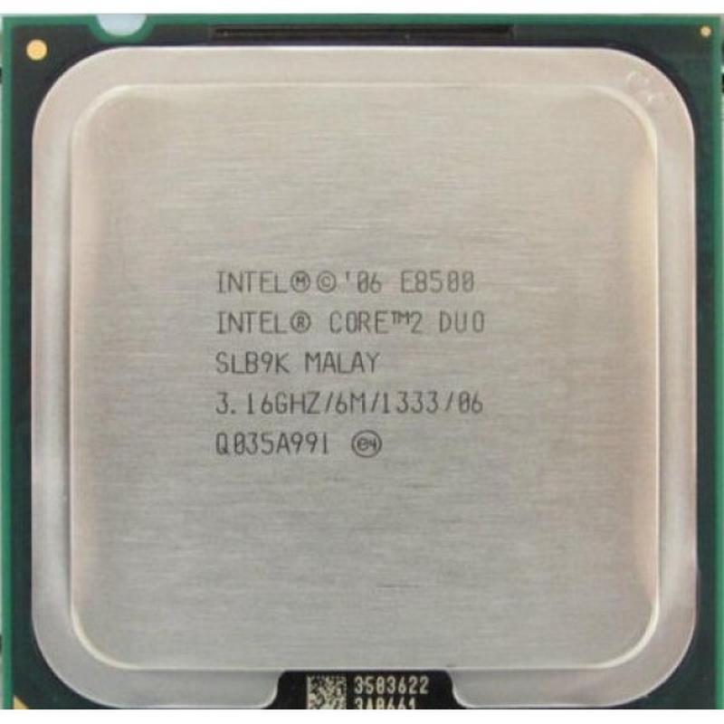 Core 2 Duo E8500 LGA775 3.16GHz/6Mb/1333
