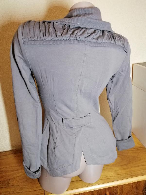 Кофта піджак - Фото 2