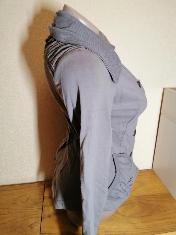 Кофта піджак - Фото 3