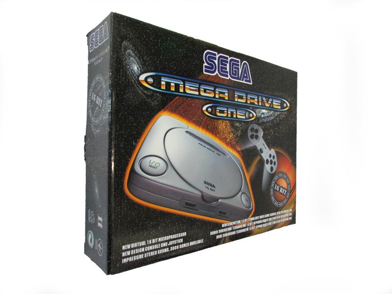 Sega Mega Drive ONE 16-bit - Фото 15