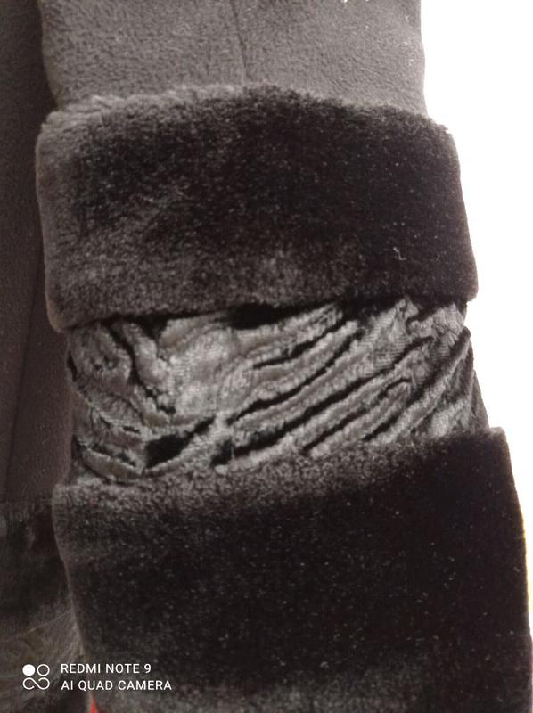 Красивое,стильное зимнее пальто,48 размер - Фото 3