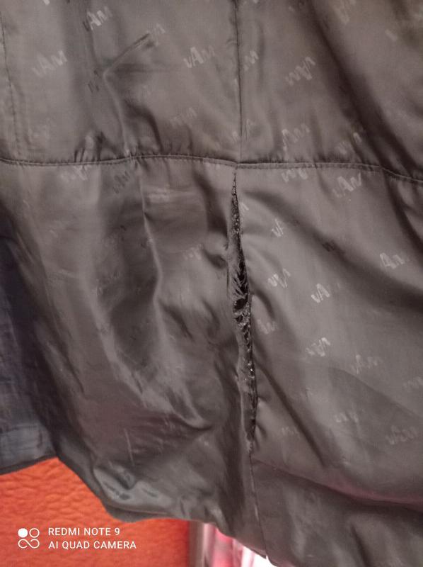 Красивое,стильное зимнее пальто,48 размер - Фото 7