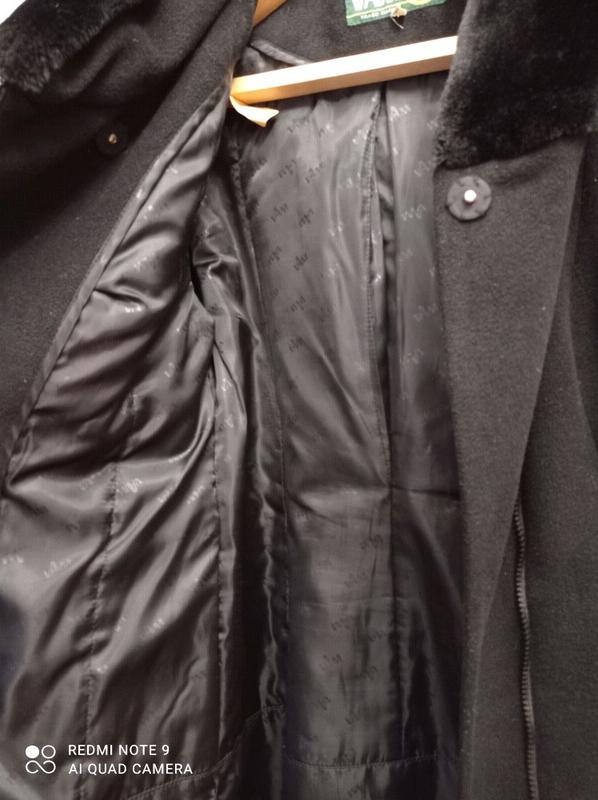 Красивое,стильное зимнее пальто,48 размер - Фото 8