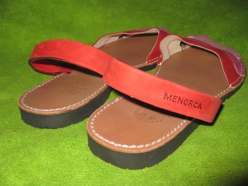 Босоножки,сандалии menorca,р.39 - Фото 6