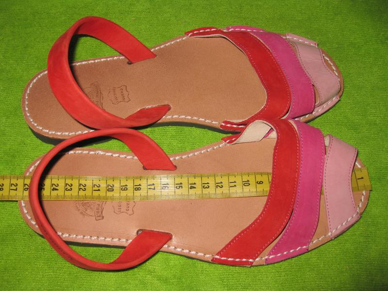 Босоножки,сандалии menorca,р.39 - Фото 8