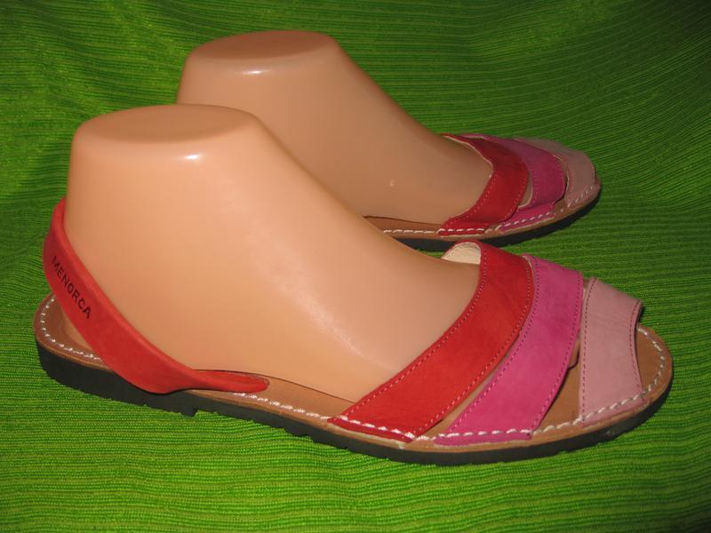 Босоножки,сандалии menorca,р.39 - Фото 10