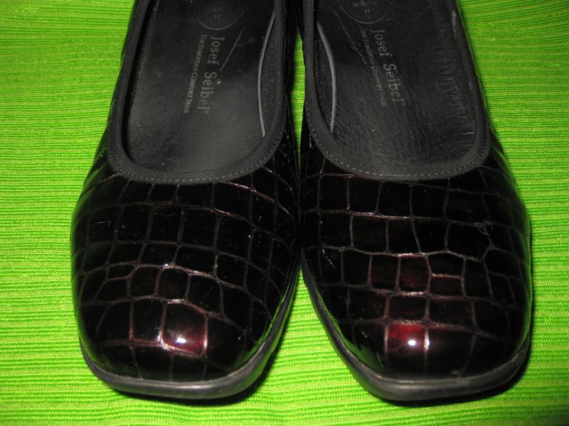 Туфли,мокасины josef seibel,р.38 - Фото 5