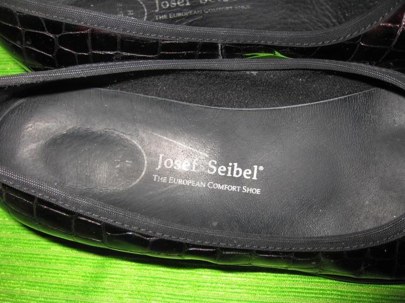 Туфли,мокасины josef seibel,р.38 - Фото 10