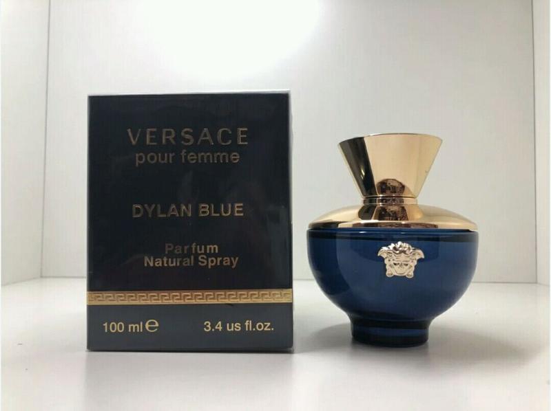 Женский парфюм Versace Dylan Blue Pour Femme - Фото 2