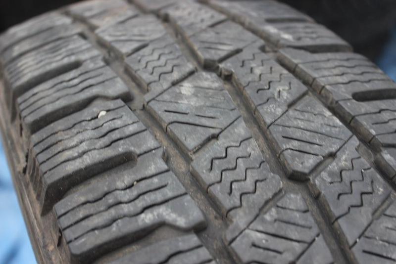R16C=205-75-R16С Michelin Agilis грузовая зимняя резина шины G... - Фото 2