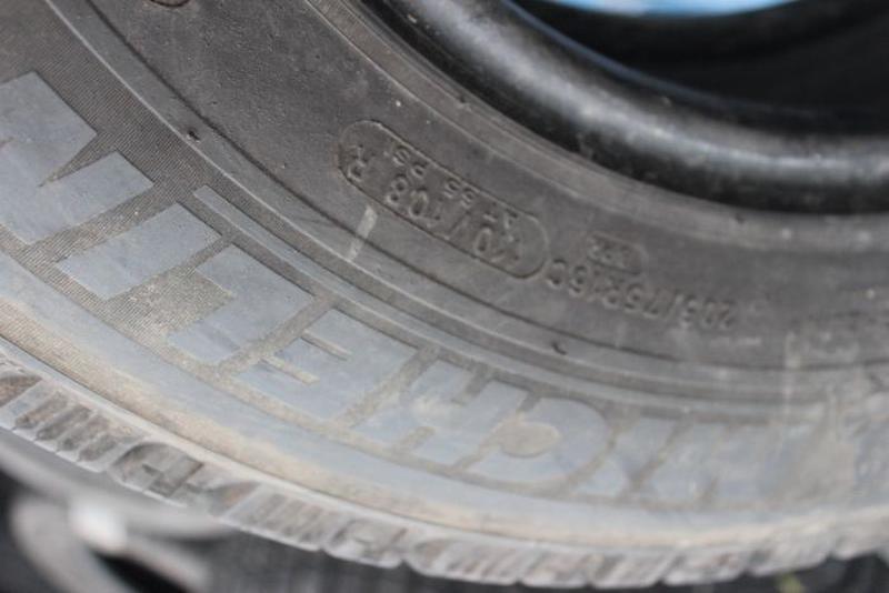 R16C=205-75-R16С Michelin Agilis грузовая зимняя резина шины G... - Фото 6