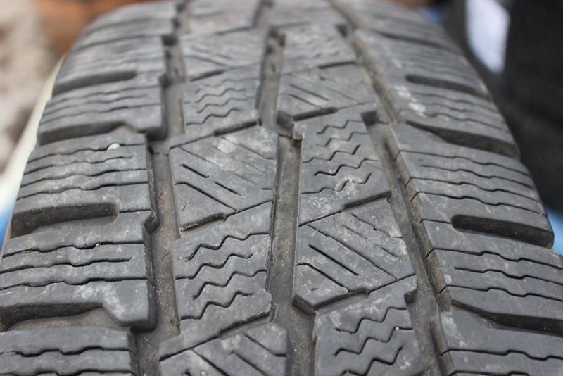 R16C=205-75-R16С Michelin Agilis грузовая зимняя резина шины G... - Фото 7