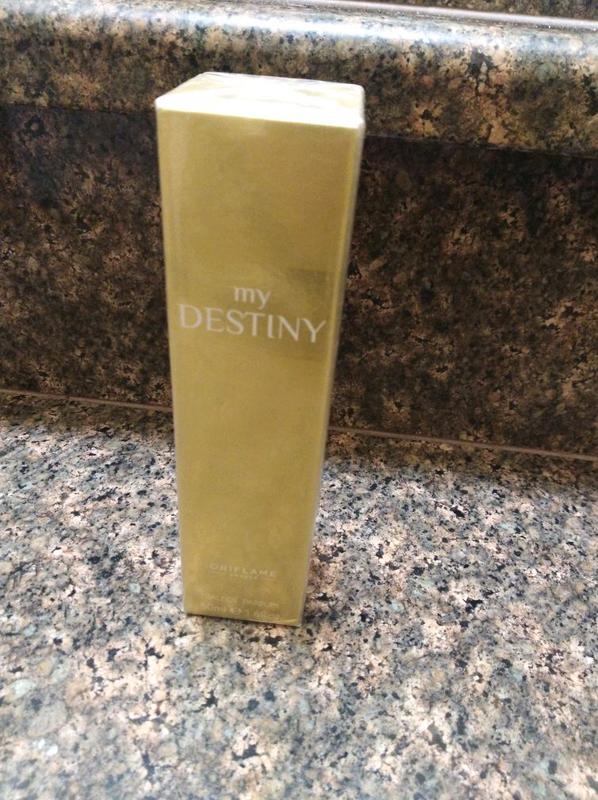 Парфюмерная вода My Destiny oriflame 50ml Май Дэстини орифлейм