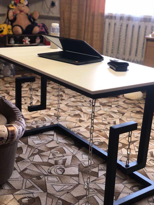 Тенсегрити стол ( на цепях)Лофт мебель - Фото 2