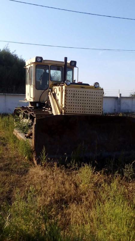 Трактор Бульзозер Д-533 (Т-130)