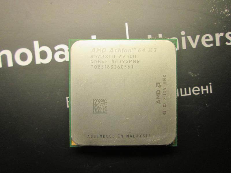 Процессор AMD Athlon 64 x2 Socket AM2