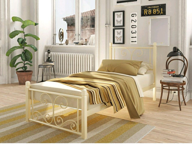 Кровать нарцисс