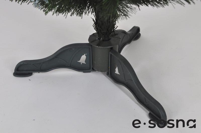 Искусственная елка Европейская с шишками 100 см - Фото 4