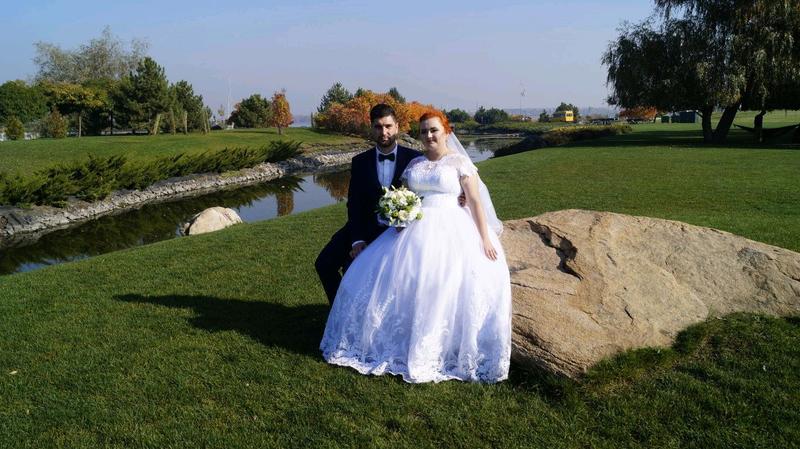 Продам свадебное платье для пишной девушки ❤️