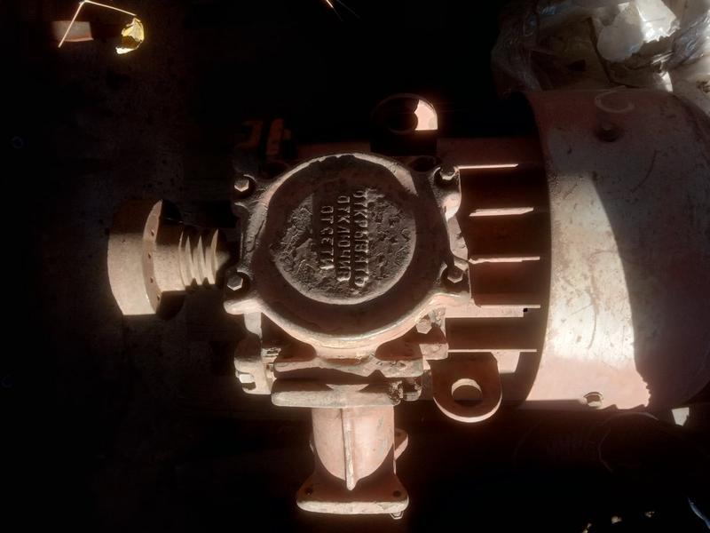 Двигатель асинхронный 30 кВт- 980 об. (взрывник)