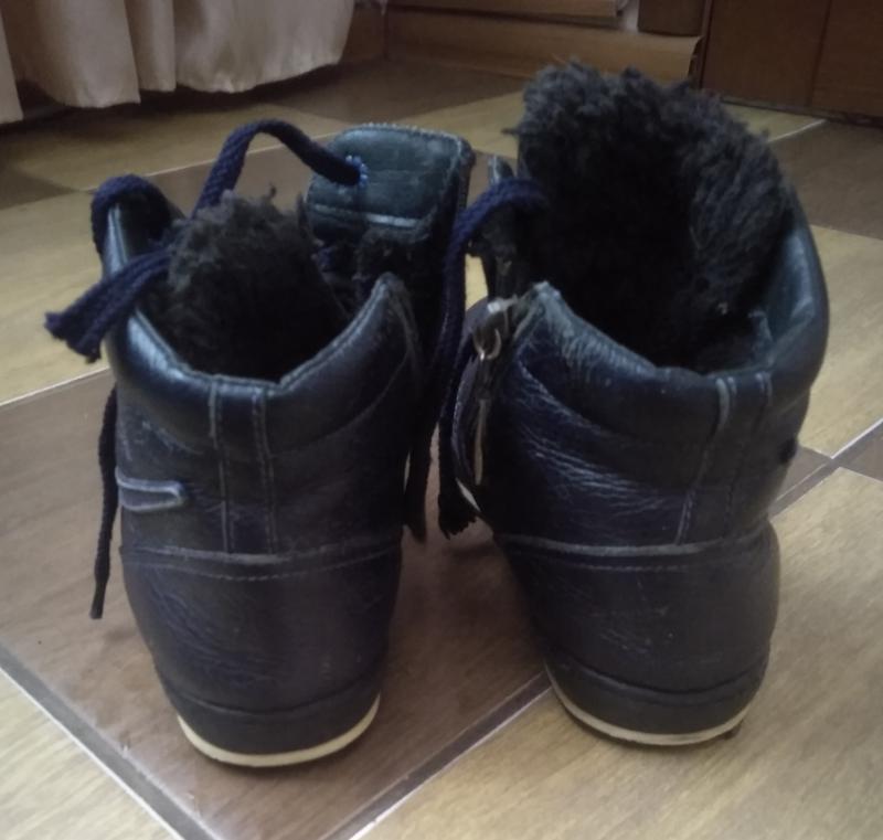 Зимові черевики для хлопчика - Фото 4