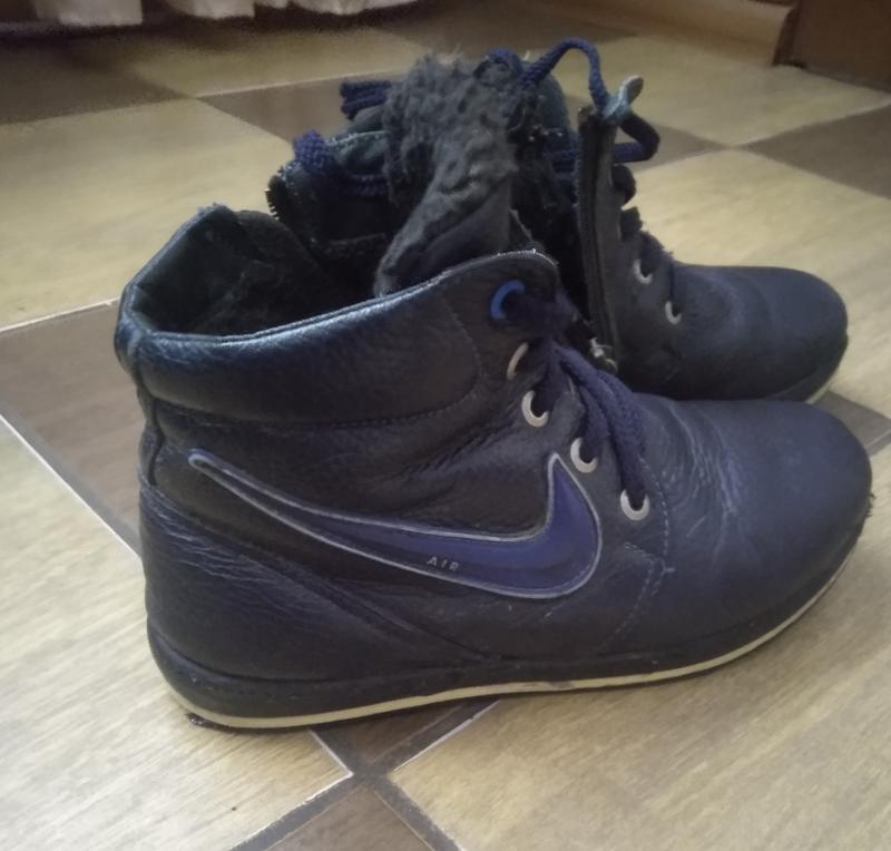 Зимові черевики для хлопчика - Фото 2