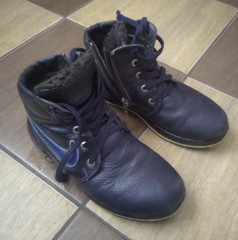 Зимові черевики для хлопчика - Фото 3