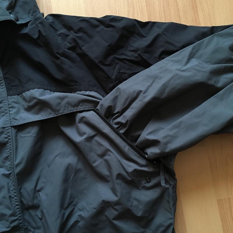 Чоловіча куртка вітровка мужская ветровка - Фото 3