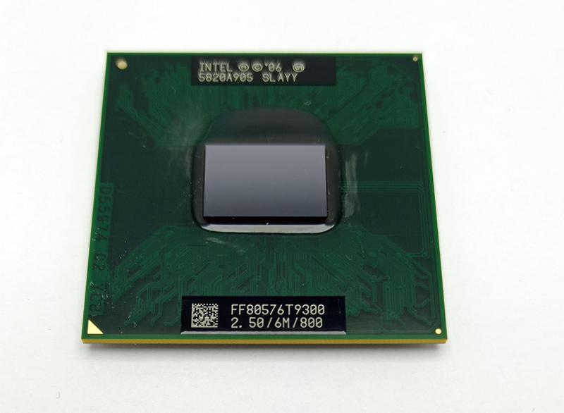 Процессор для ноутбука Intel Core 2 Duo T9300  SLAYY Socket P - Фото 2
